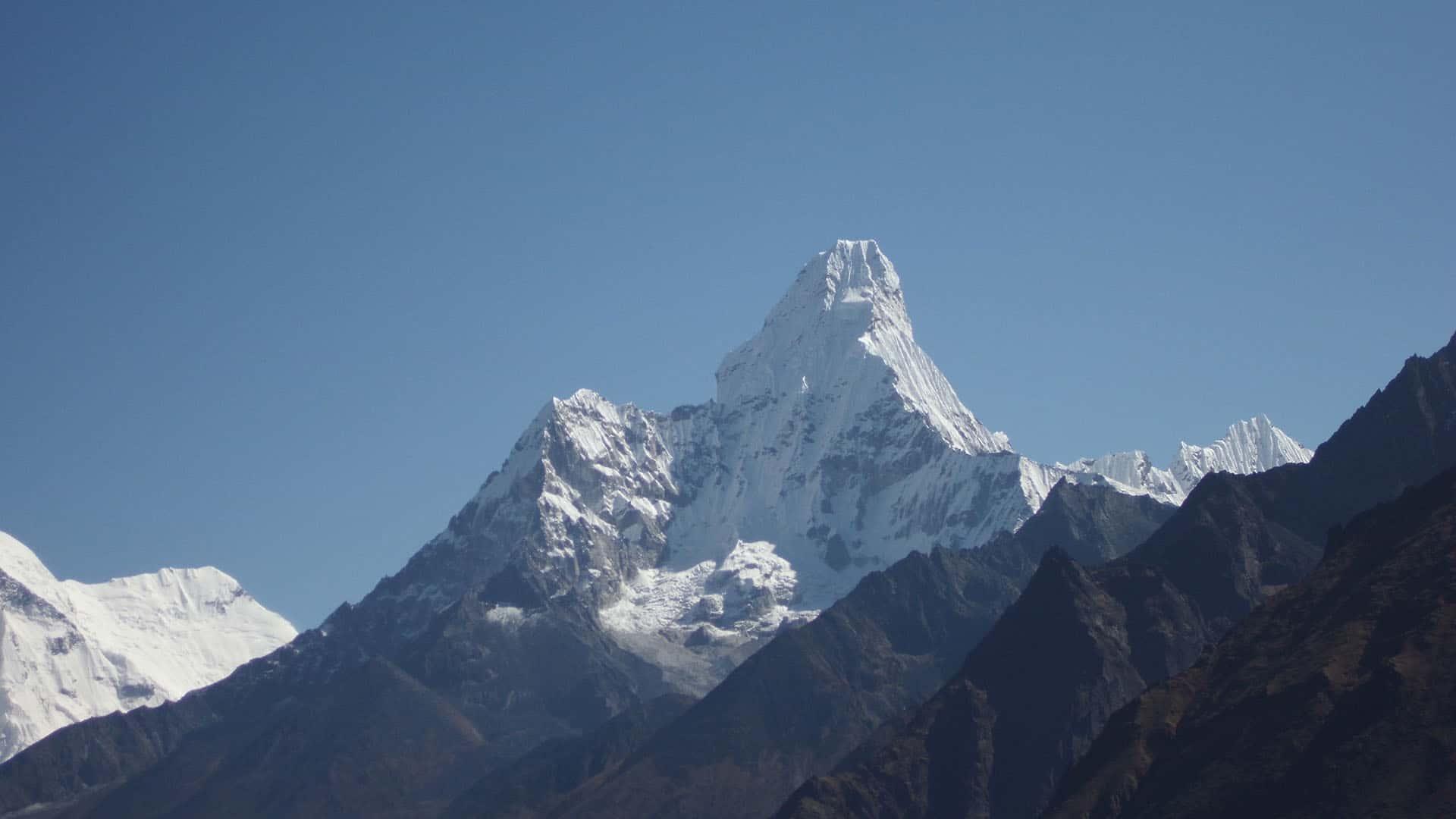 Ama Dablam Expedition