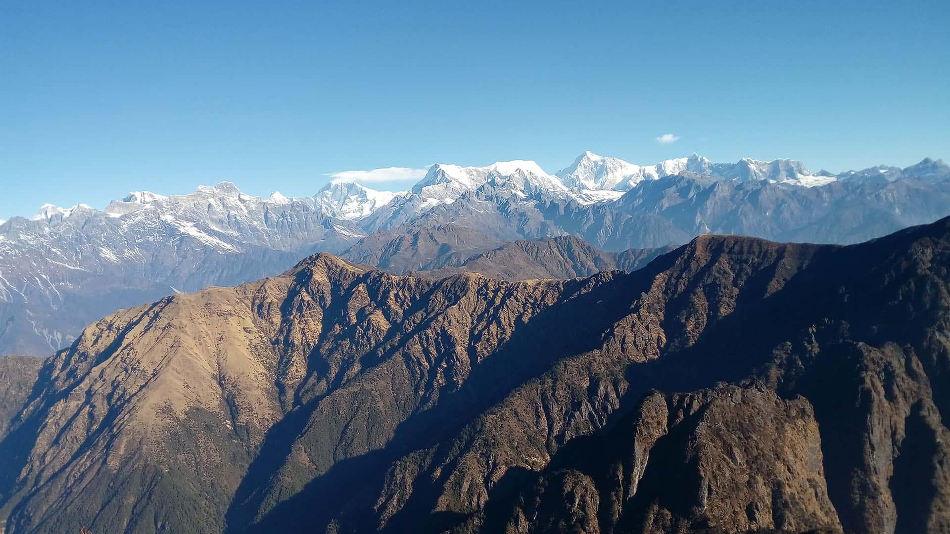 Arun Valley & Solukhumbu