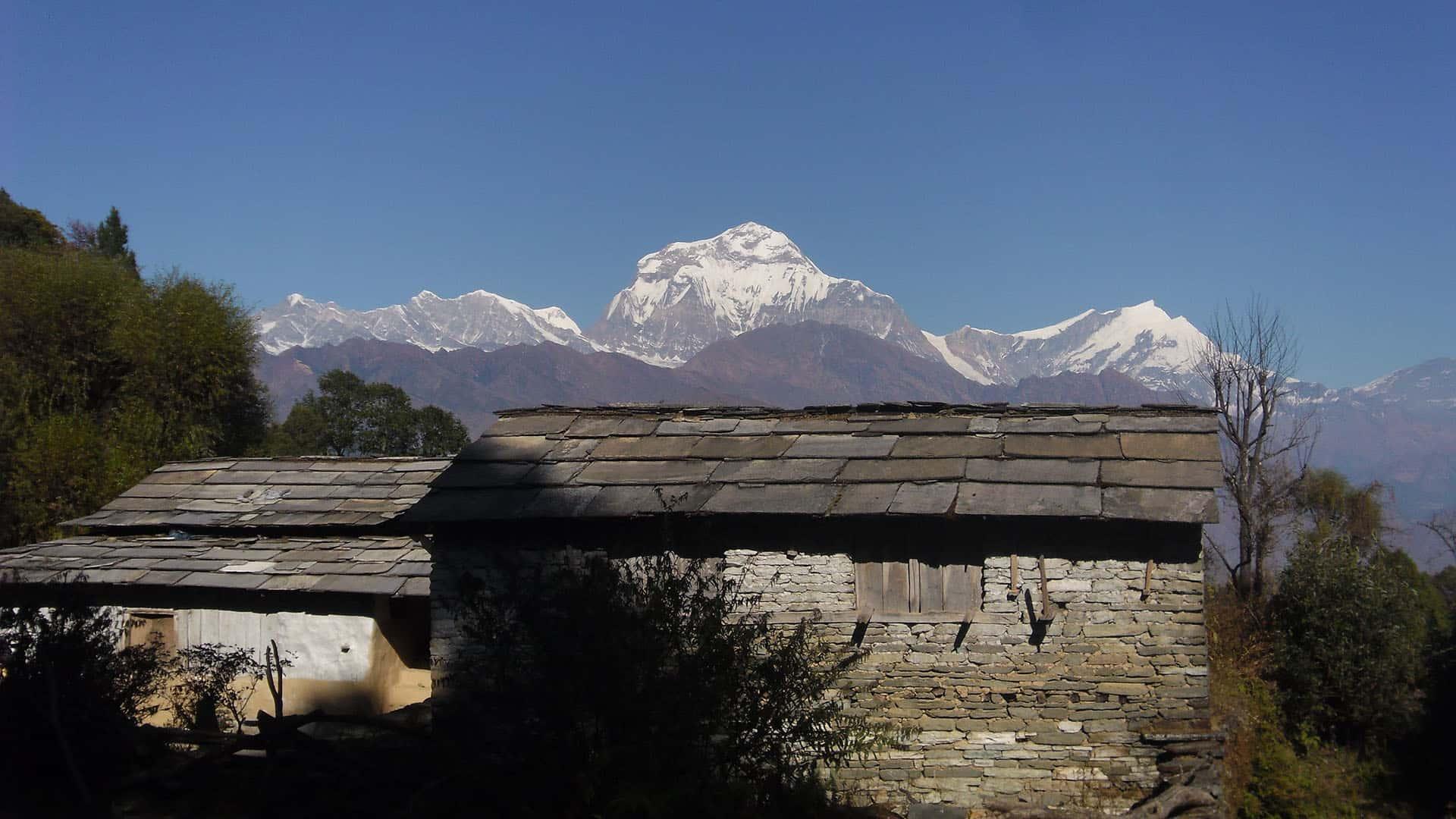 Around Dhaulagiri Trek