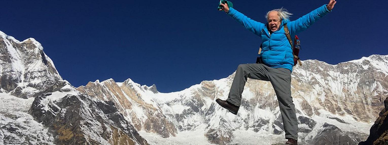Excited Trek to Annapurna Base Camp