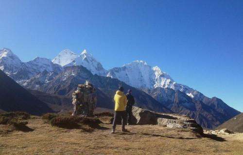 Everest & Rolwaling Region