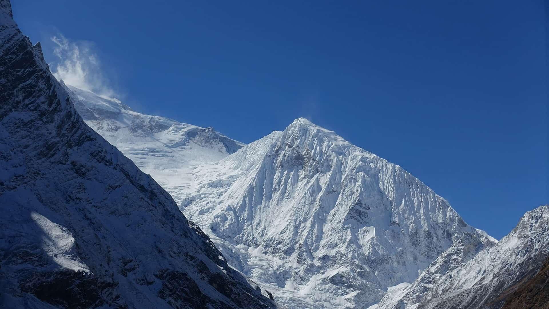 Manaslu & Ganesh Himal Region