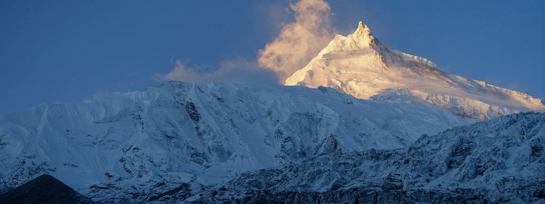 Mt. Manaslu(8,163m)